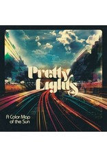 New Vinyl Pretty Lights - A Color Map Of The Sun 2LP