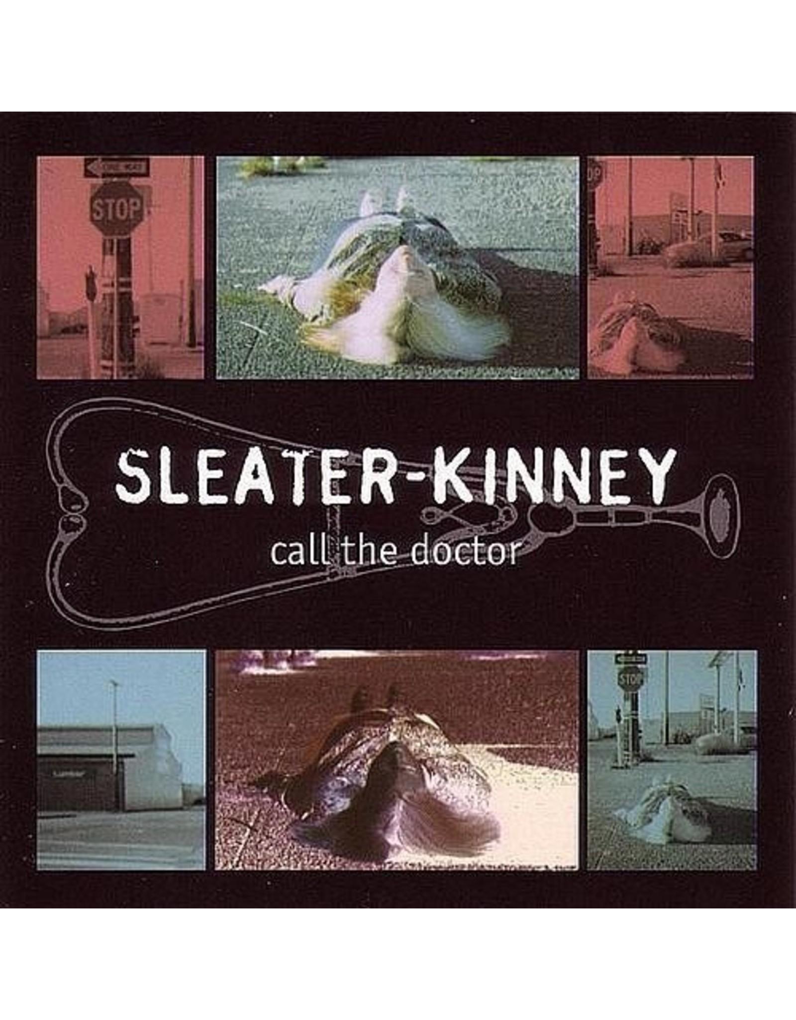 New Vinyl Sleater-Kinney - Call The Doctor LP