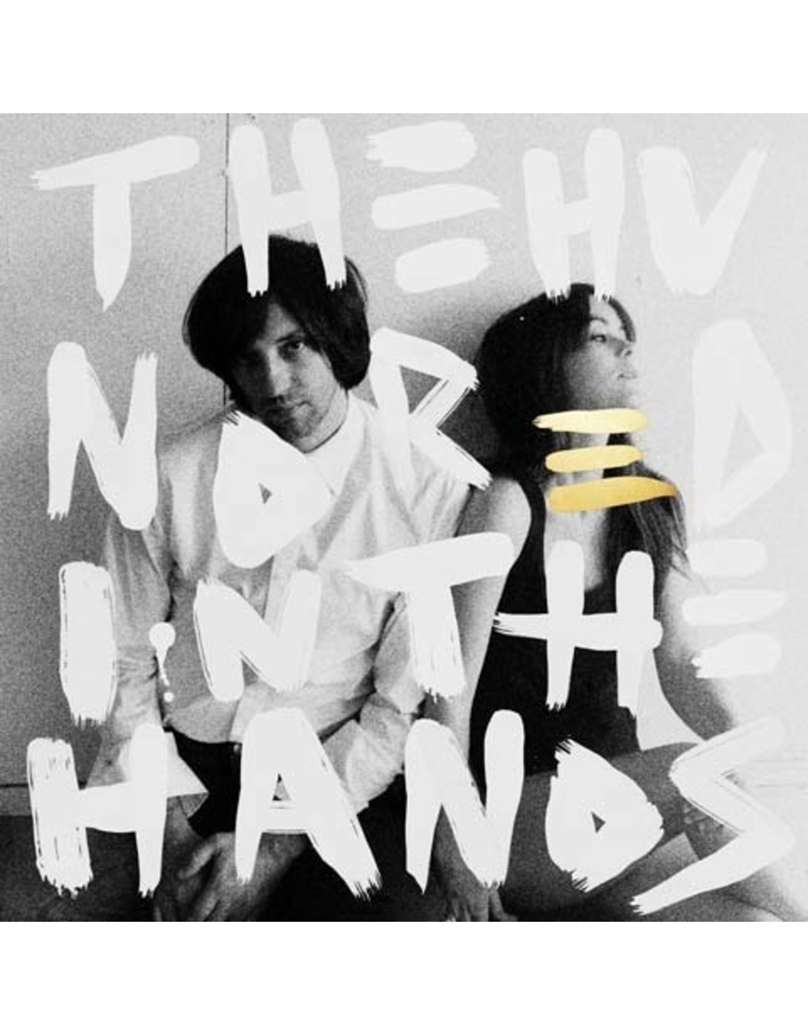 """New Vinyl The Hundred In The Hands - Undressed In Dresden 7"""""""