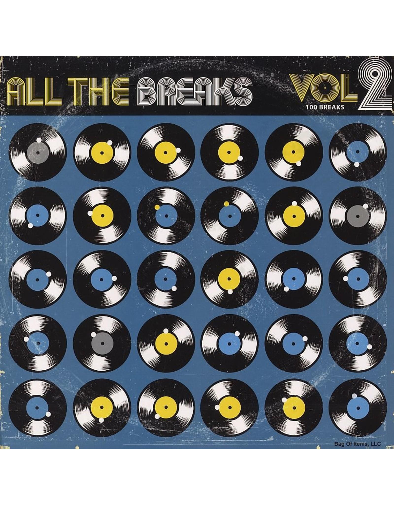 New Vinyl Various - All The Breaks Vol. 2 LP