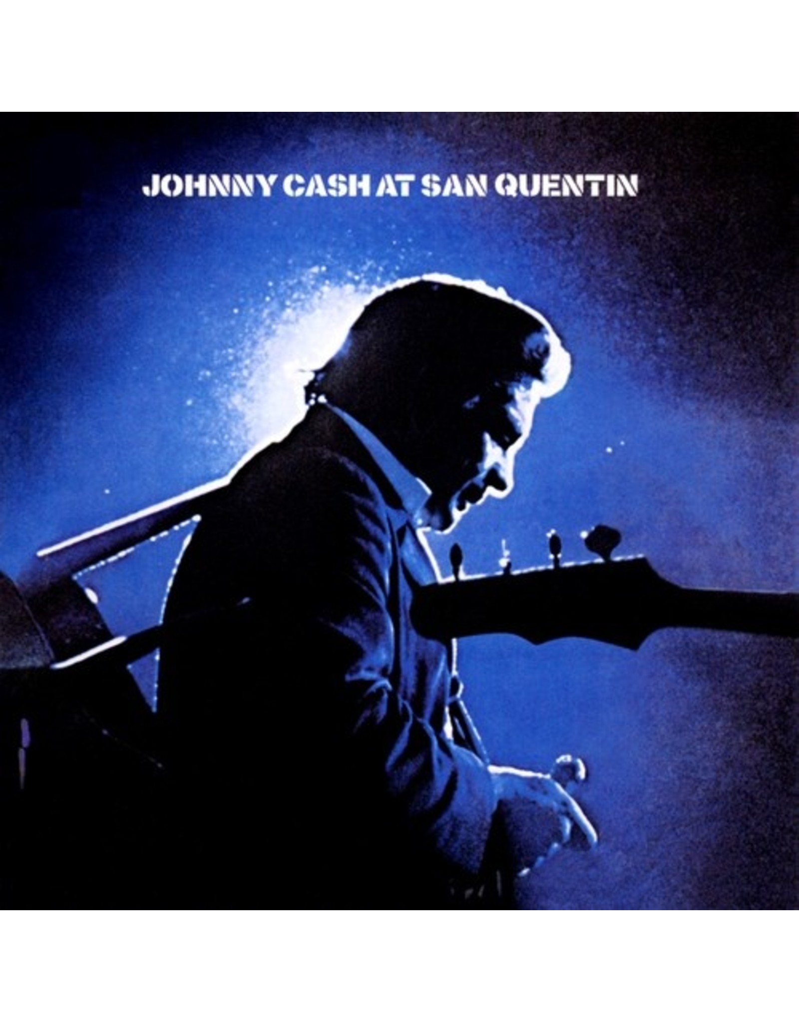 New Vinyl Johnny Cash - At San Quentin  LP