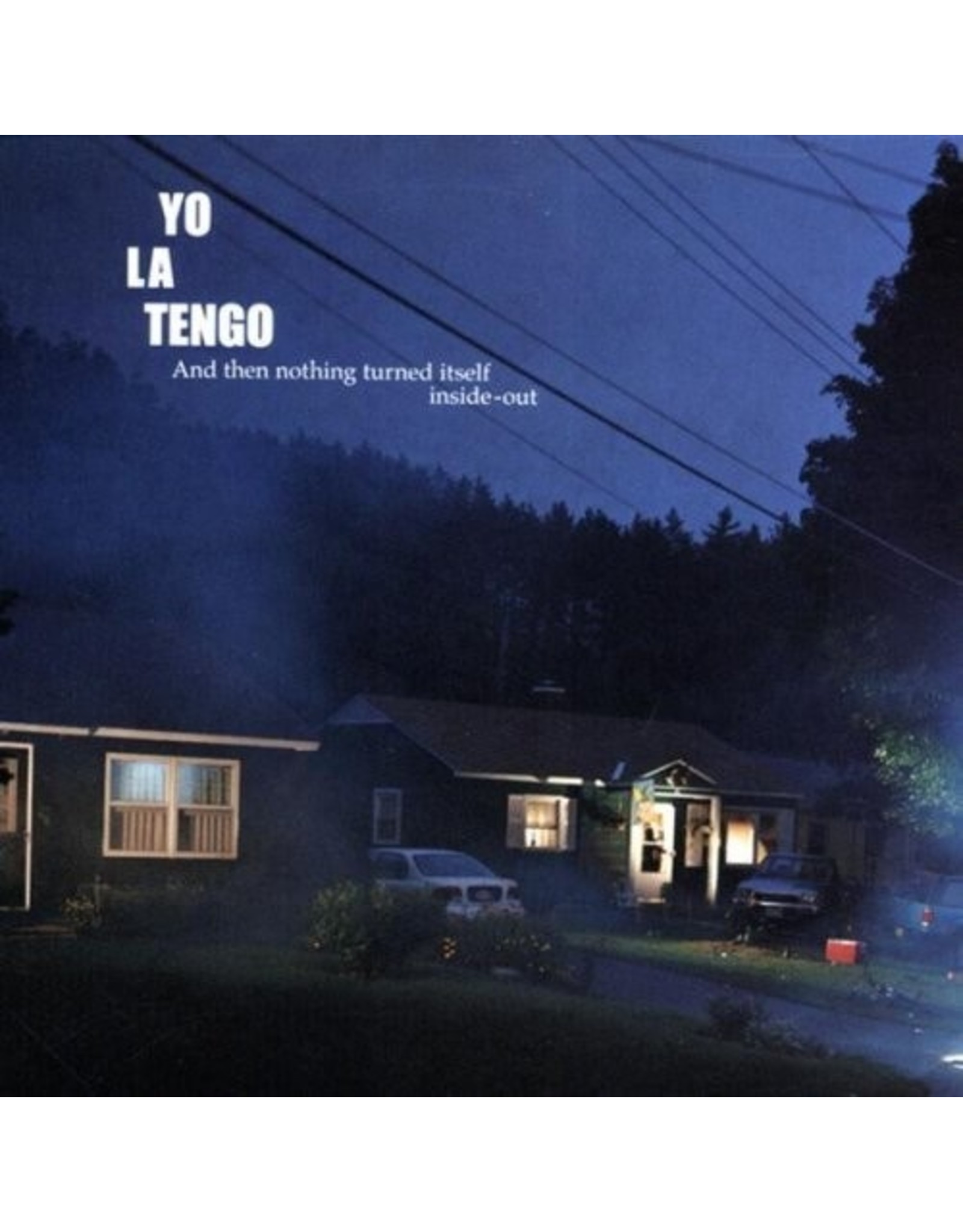 New Vinyl Yo La Tengo - And Then Nothing Turned Itself Inside Out 2LP