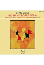 New Vinyl Stan Getz - Big Band Bossa Nova LP