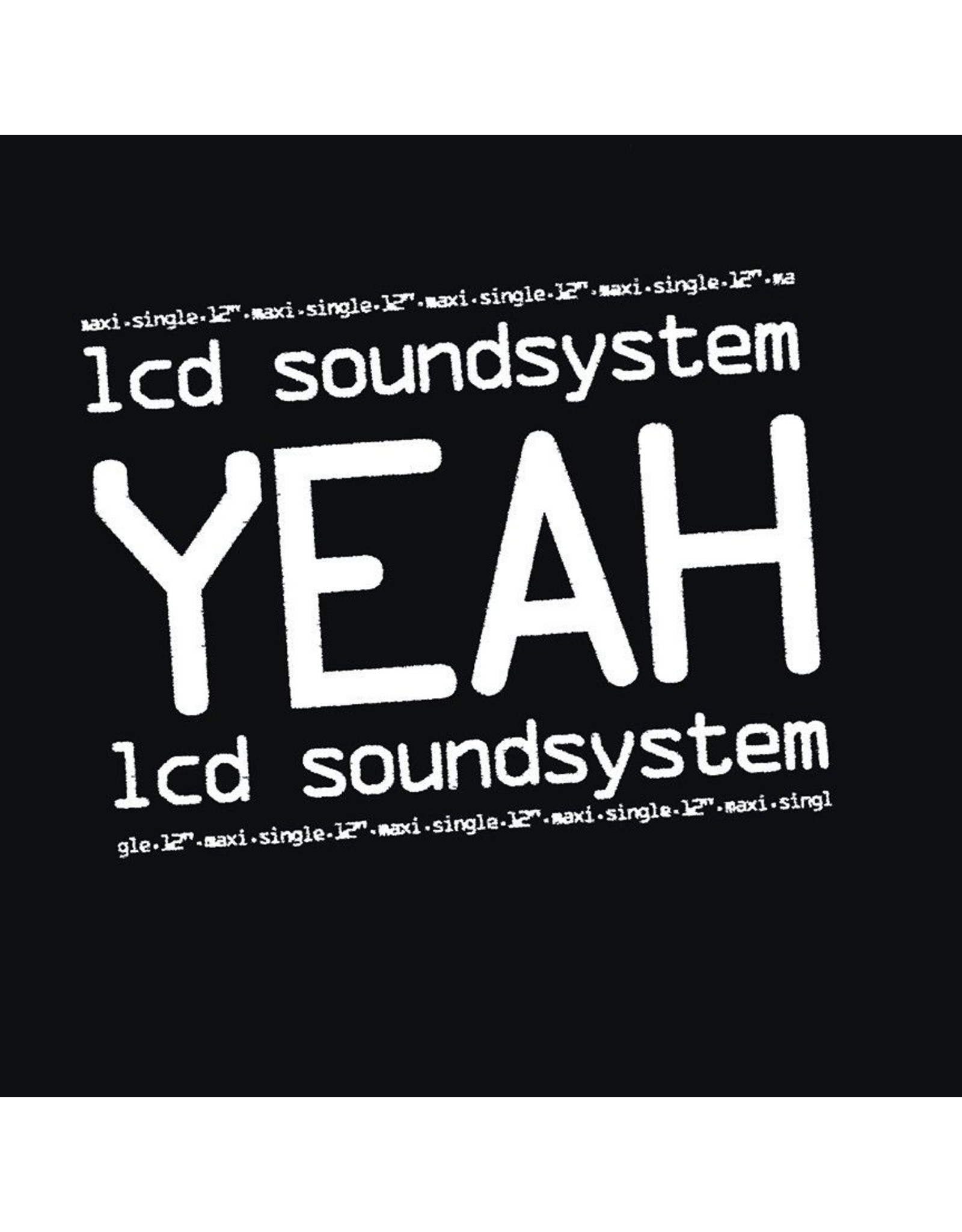 New Vinyl LCD Soundsystem - Yeah 12""