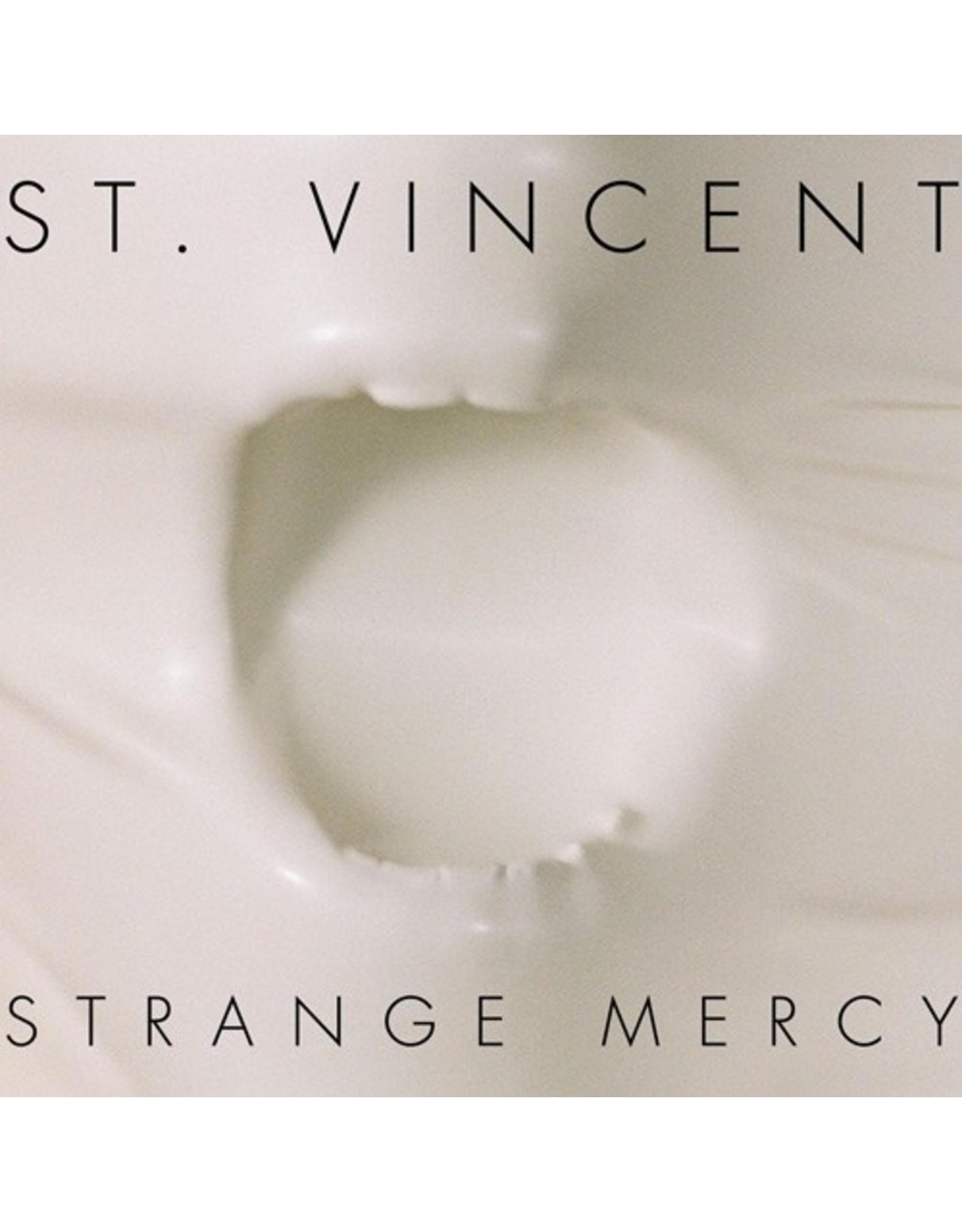 New Vinyl St. Vincent - Strange Mercy LP