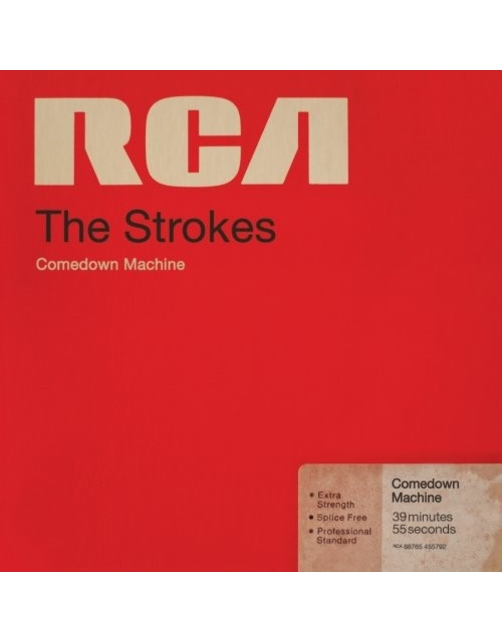New Vinyl The Strokes - Comedown Machine LP