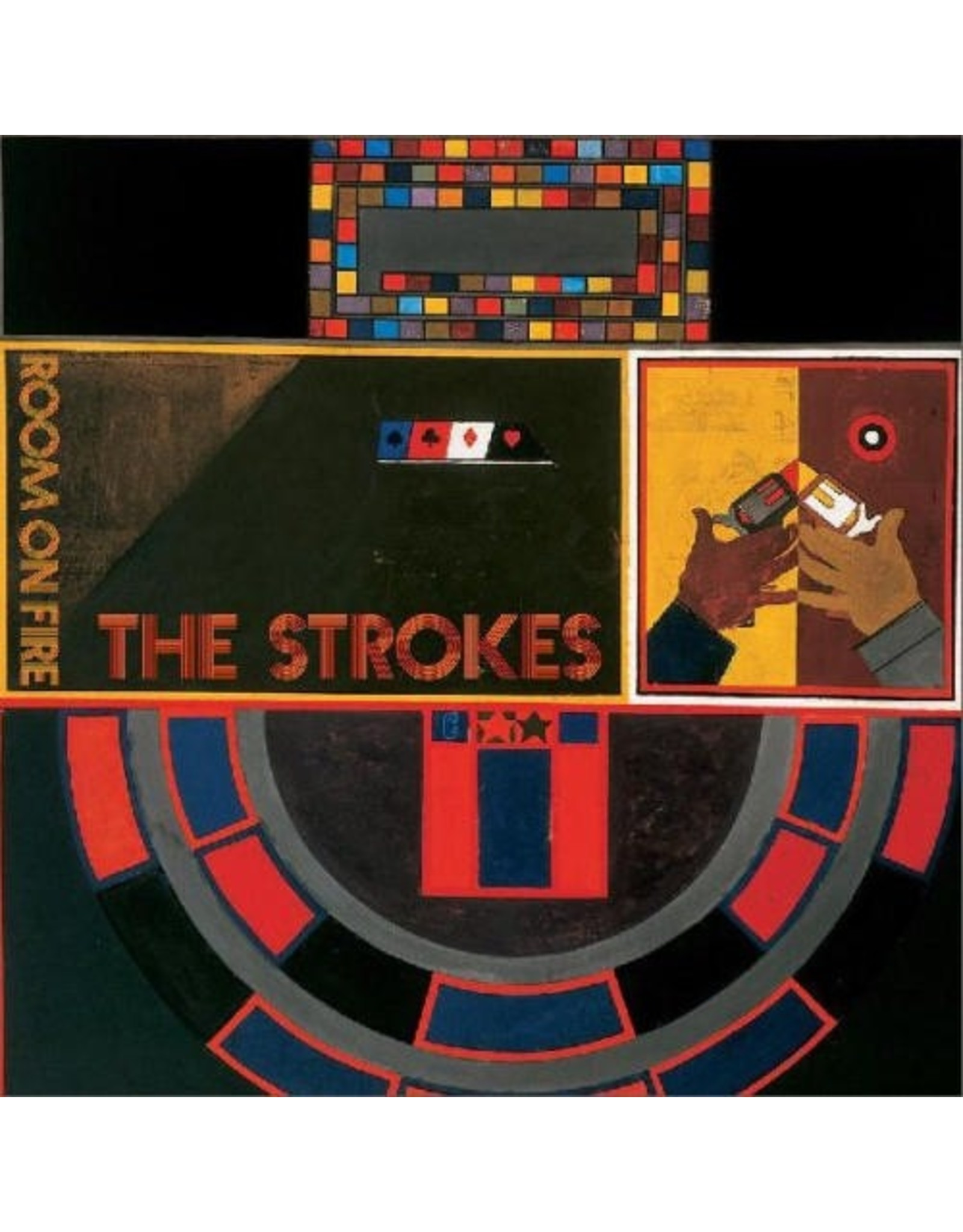 New Vinyl The Strokes - Room On Fire LP