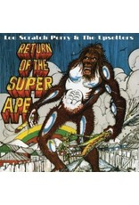 New Vinyl Lee Perry & The Upsetters - Return Of The Super Ape LP