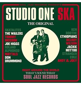 New Vinyl Various - Studio One Ska 2LP