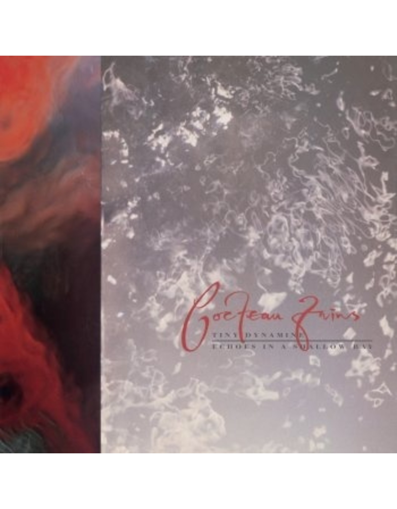 New Vinyl Cocteau Twins - Tiny Dynamite & Echoes In A Shallow Bay LP
