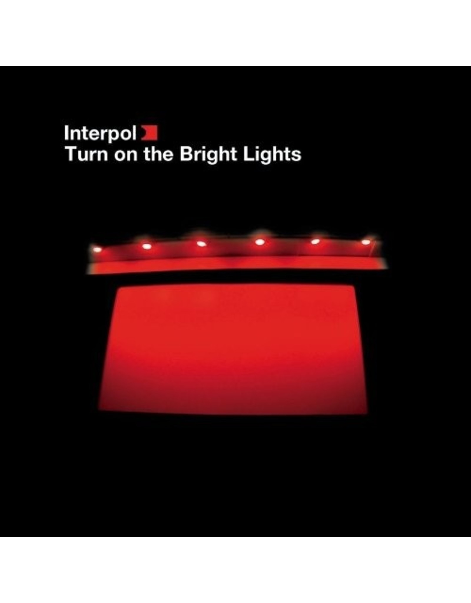 New Vinyl Interpol - Turn On The Bright Lights LP