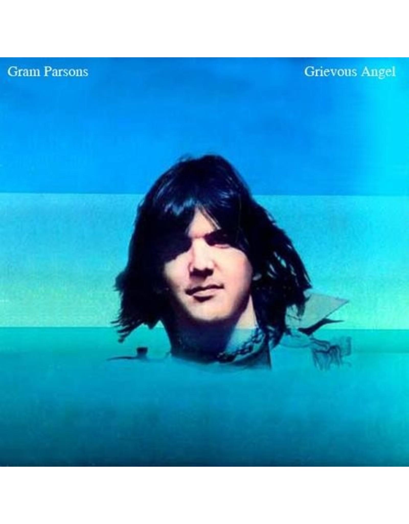 New Vinyl Gram Parsons - Grievous Angel LP