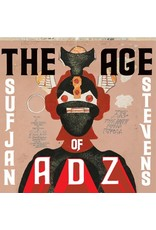 New Vinyl Sufjan Stevens - Age Of Adz 2LP