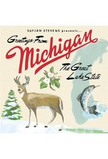New Vinyl Sufjan Stevens - Michigan LP
