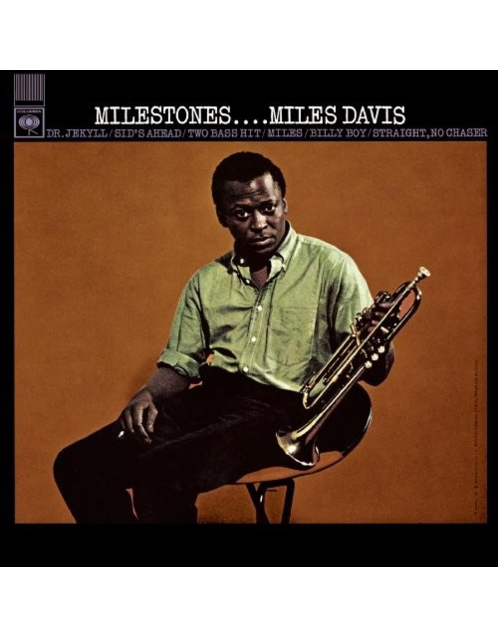 New Vinyl Miles Davis - Milestones LP