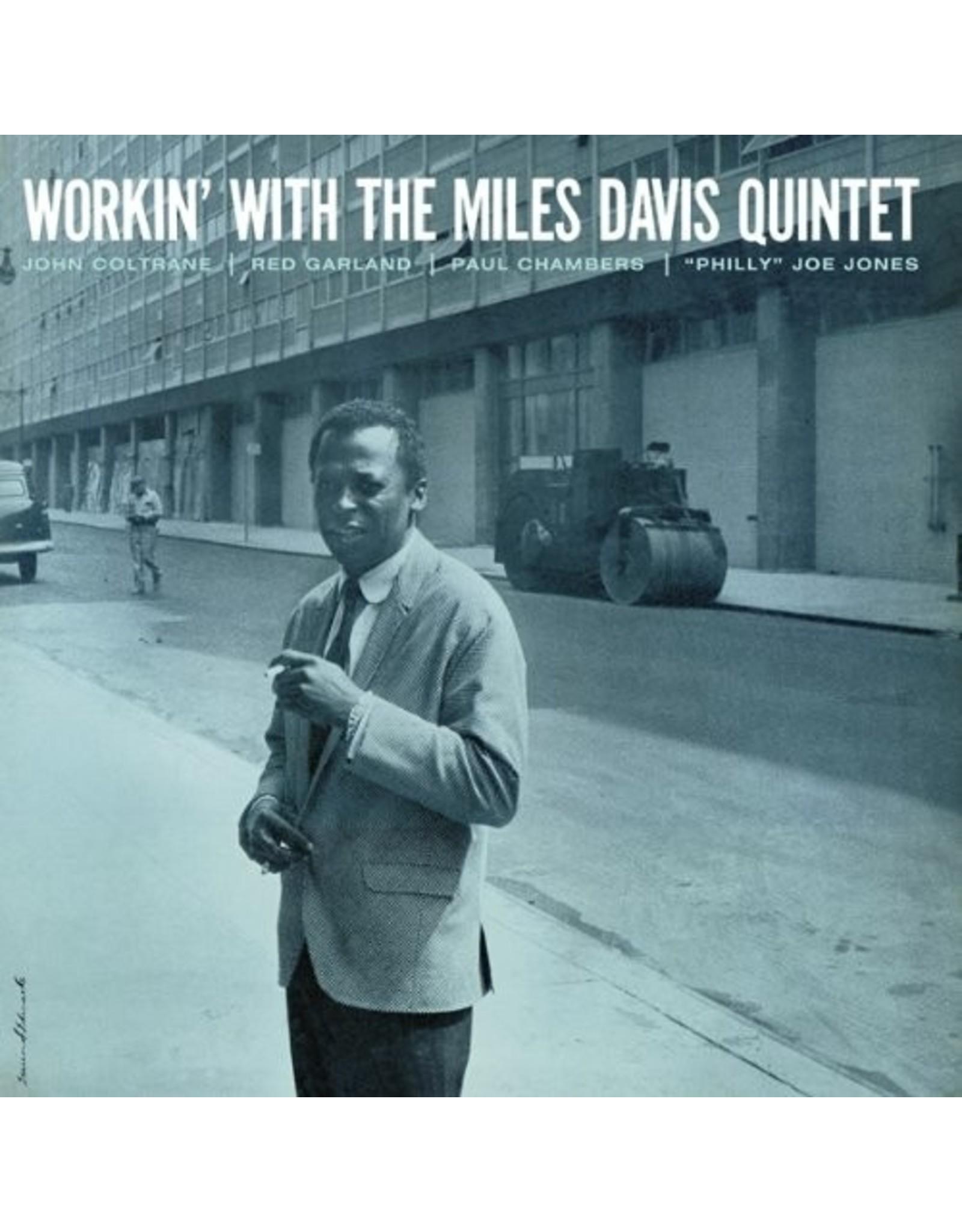 New Vinyl Miles Davis - Workin' With The Miles Davis Quintet LP