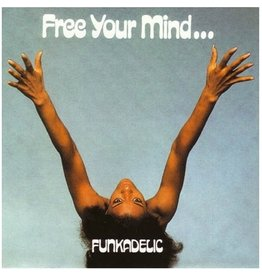 New Vinyl Funkadelic - Free Your Mind... And Your Ass Will Follow LP