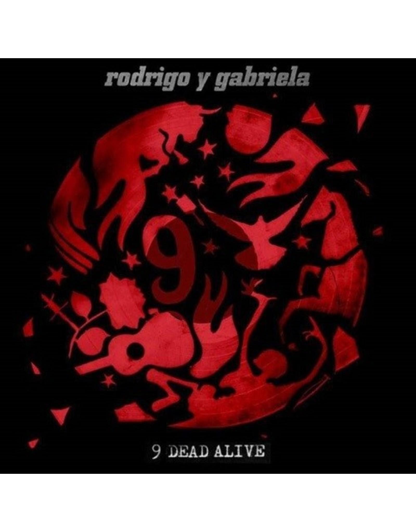 New Vinyl Rodrigo Y Gabriela - 9 Dead Alive LP