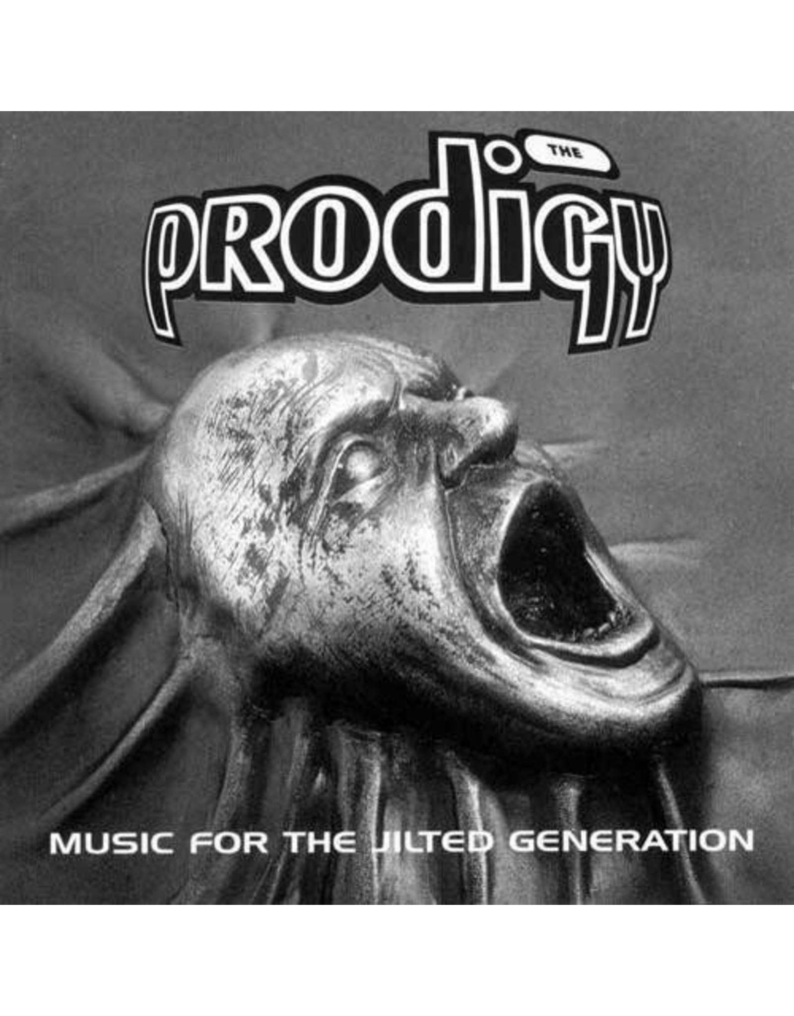 New Vinyl Prodigy - Music For The Jilted Generation 2LP