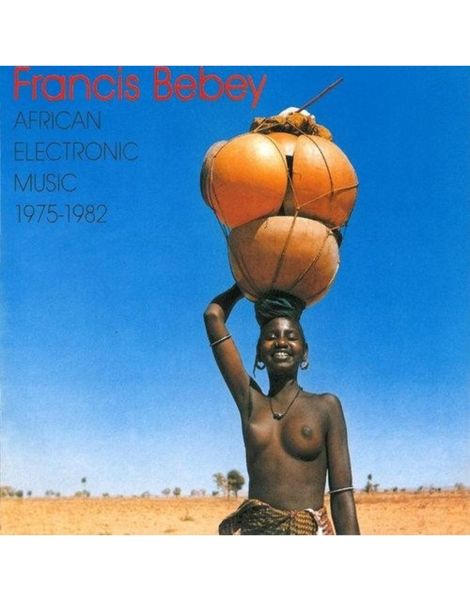 New Vinyl Francis Bebey - African Electronic Music 2LP