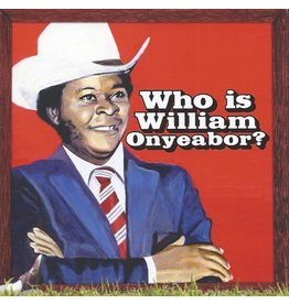 New Vinyl World Psychedelic Classics Vol. 5 - Who Is William Onyeabor? 3LP