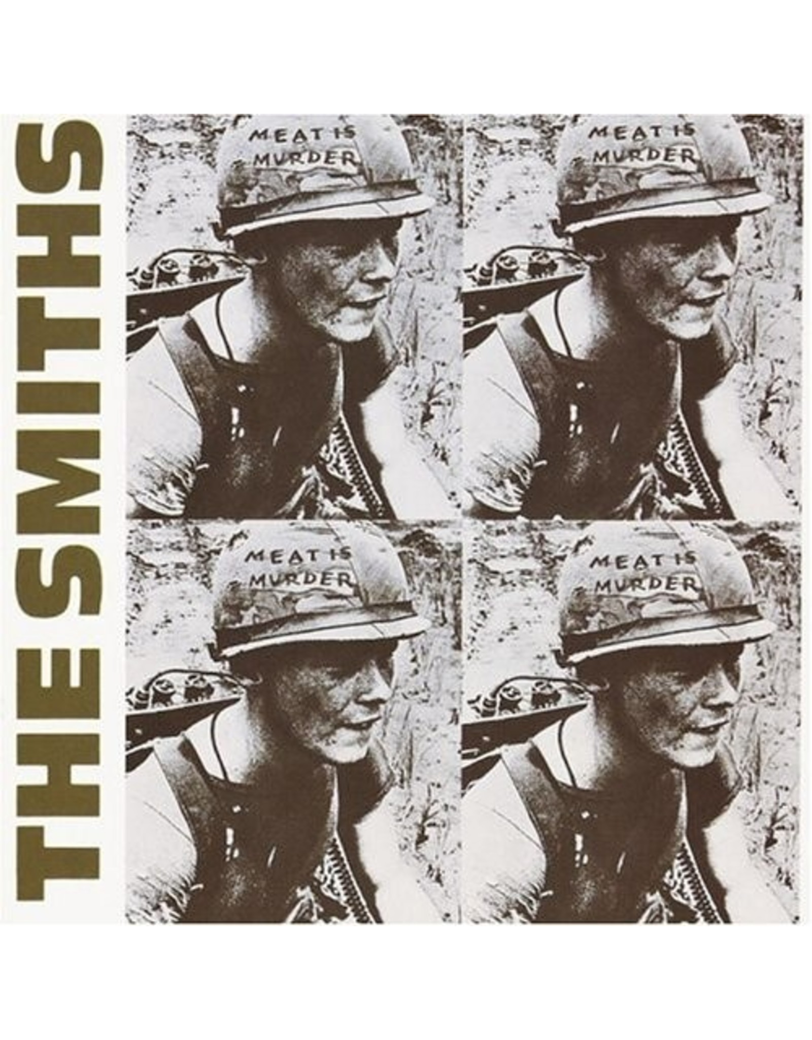 New Vinyl The Smiths - Meat Is Murder LP