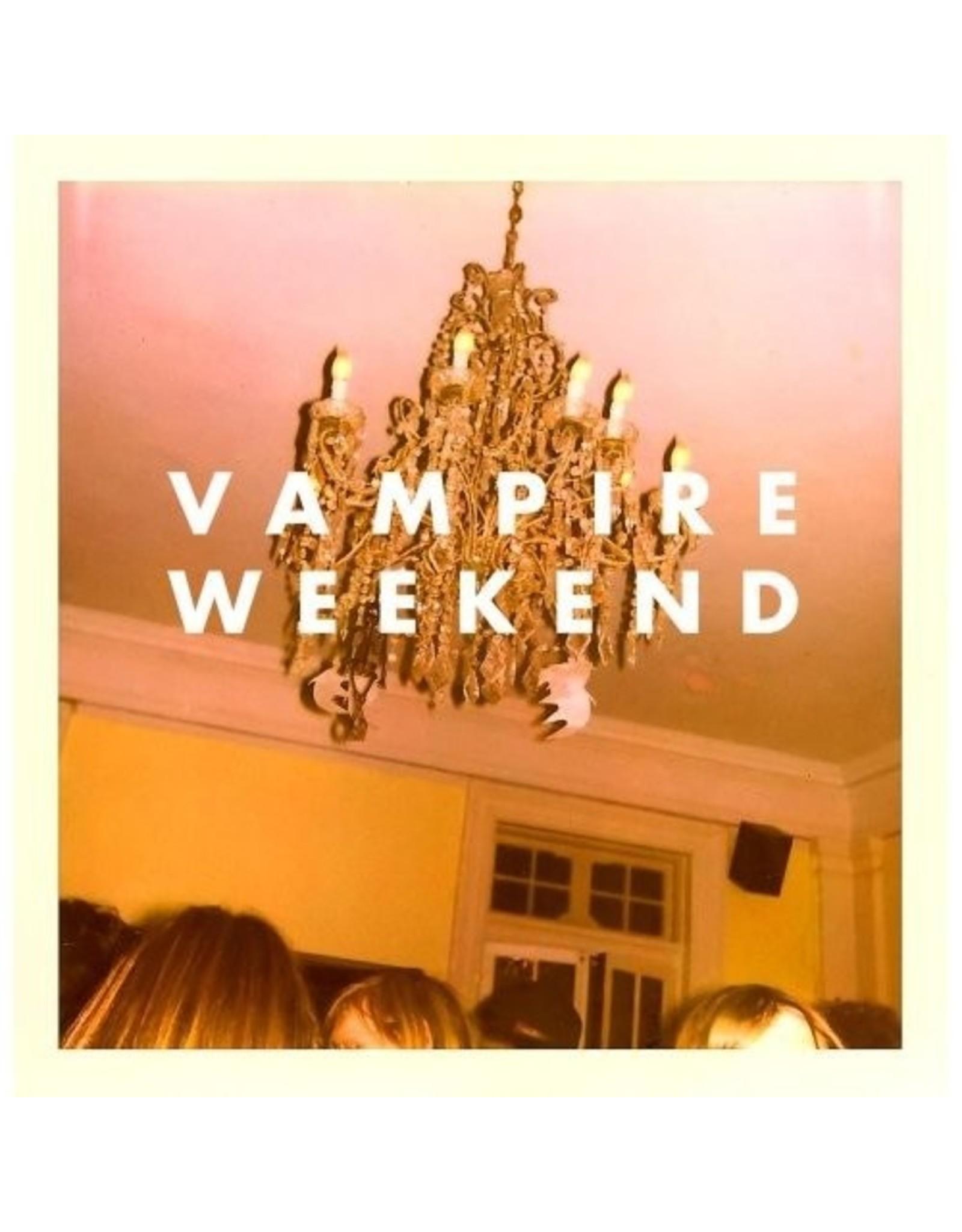 New Vinyl Vampire Weekend - S/T LP