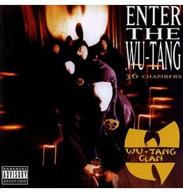 New Vinyl Wu-Tang Clan - Enter The Wu-Tang (36 Chambers) LP
