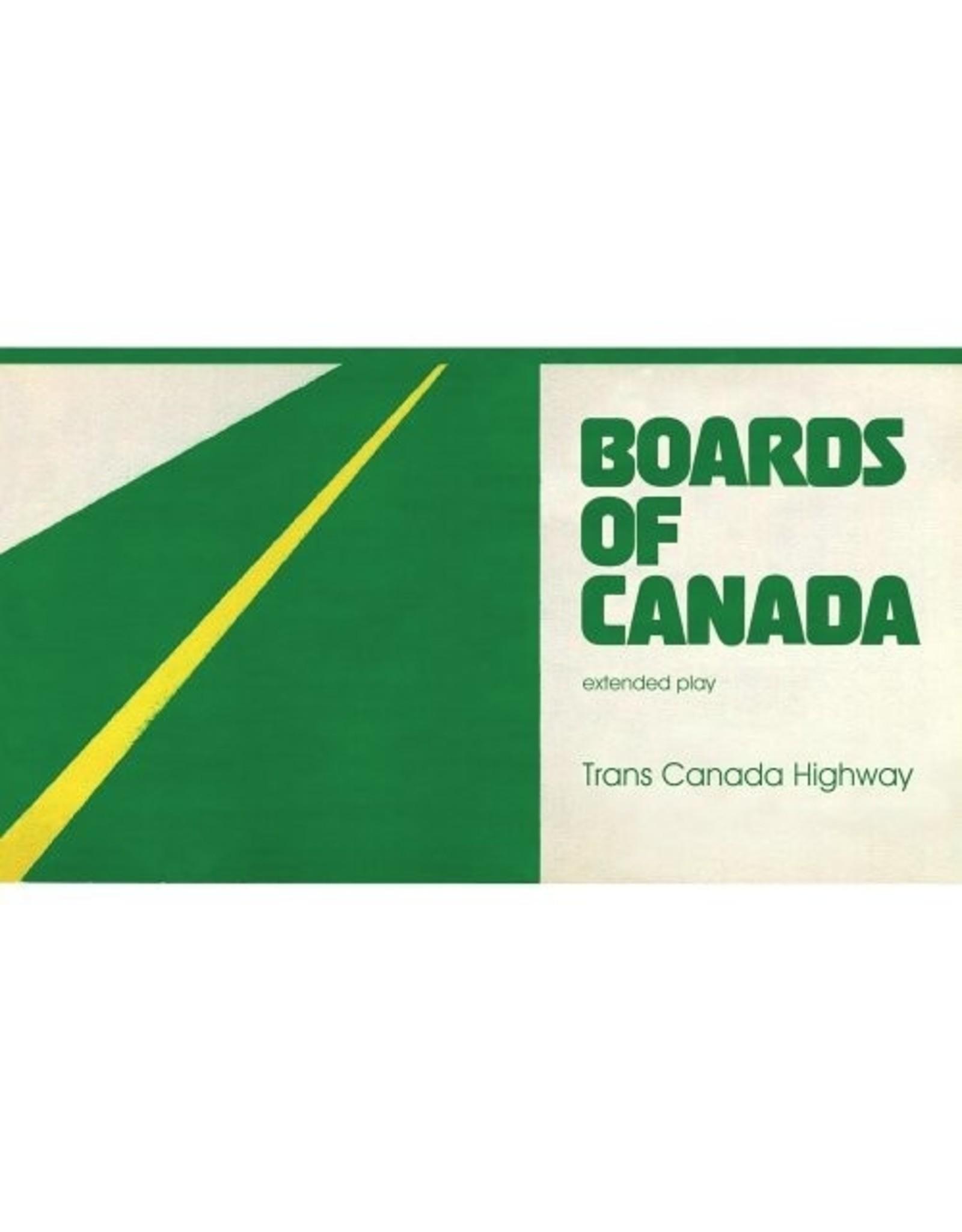 "New Vinyl Boards Of Canada - Trans Canada Highway EP 12"""