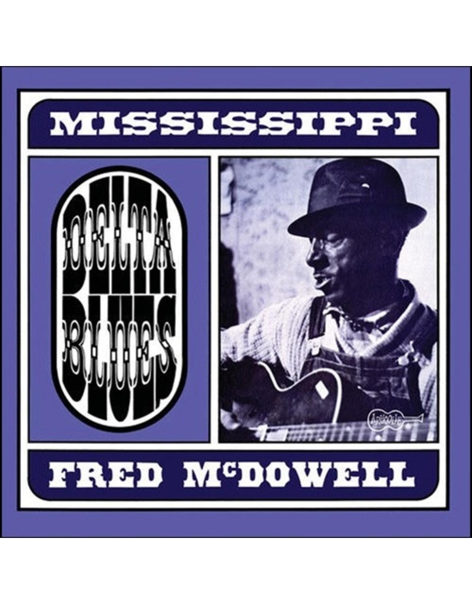 New Vinyl Mississippi Fred McDowell - Delta Blues LP