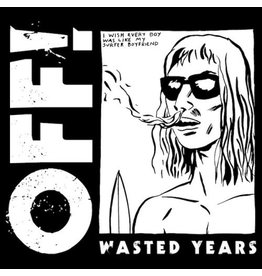 New Vinyl OFF! - Wasted Years LP