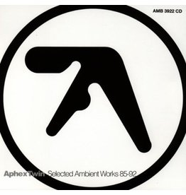 New Vinyl Aphex Twin - Selected Ambient Works 85-92 2LP