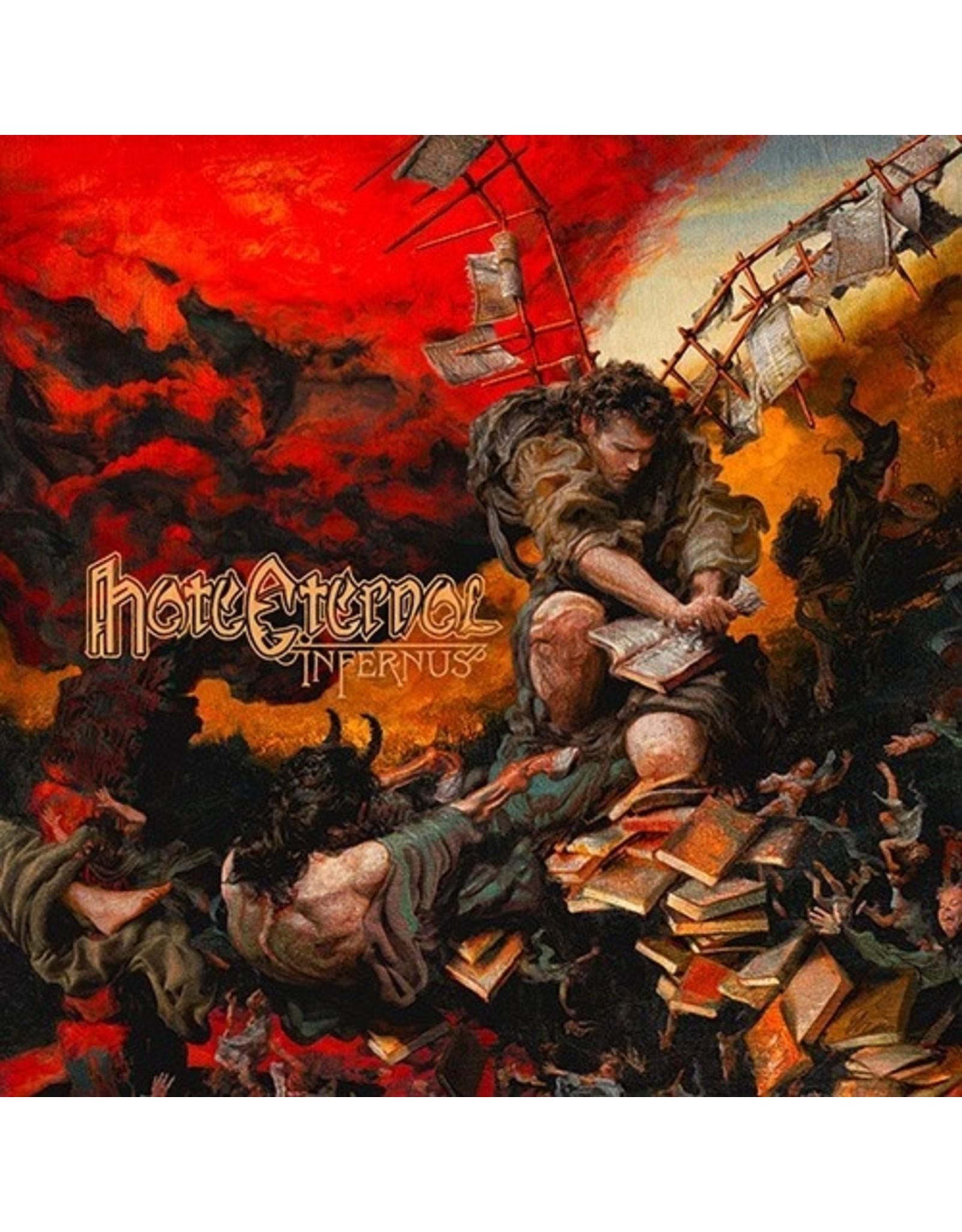 New Vinyl Hate Eternal - Infernus LP