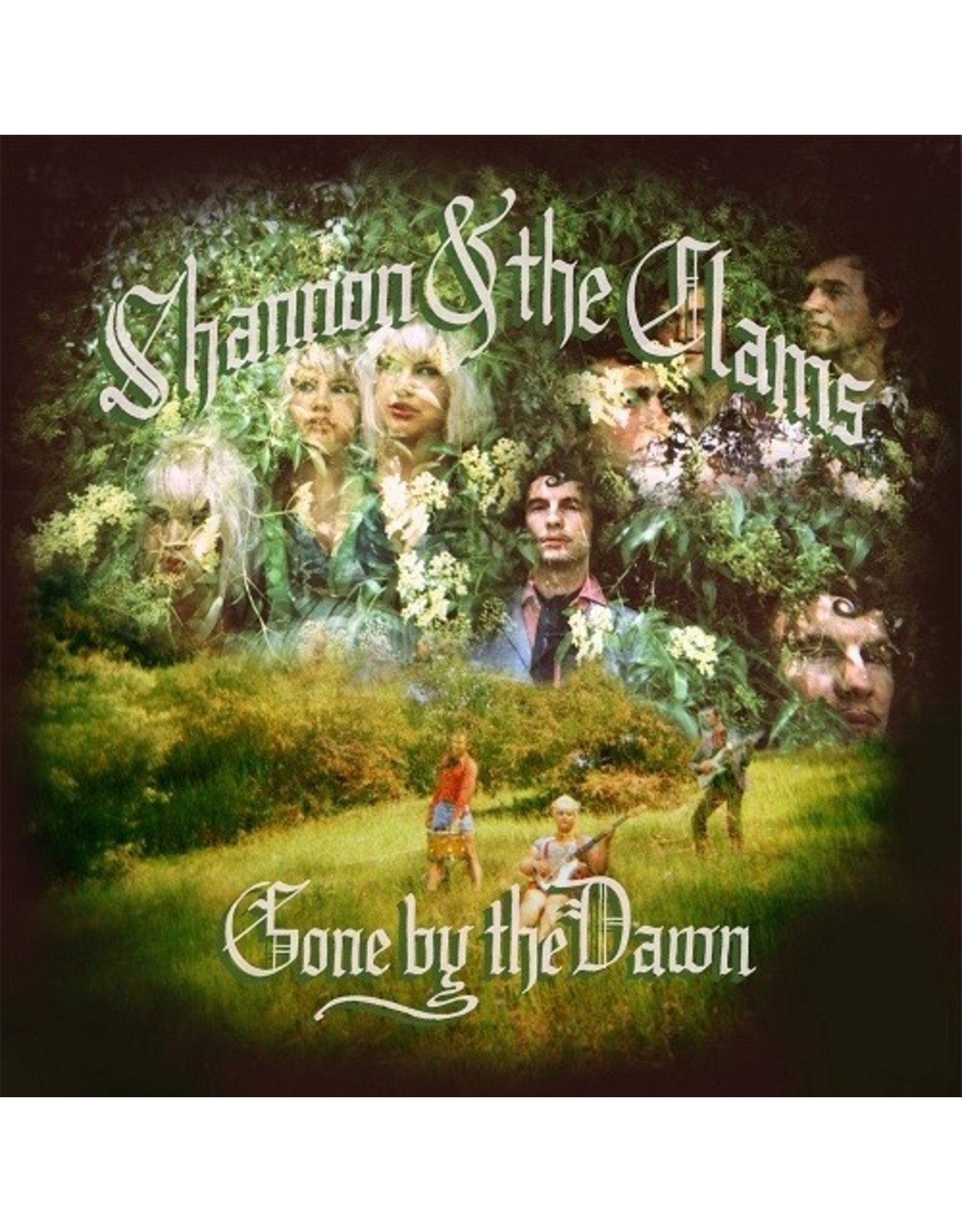 New Vinyl Shannon & The Clams - Gone By The Dawn LP