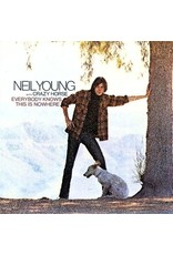 New Vinyl Neil Young - Everybody Knows This Is Nowhere LP