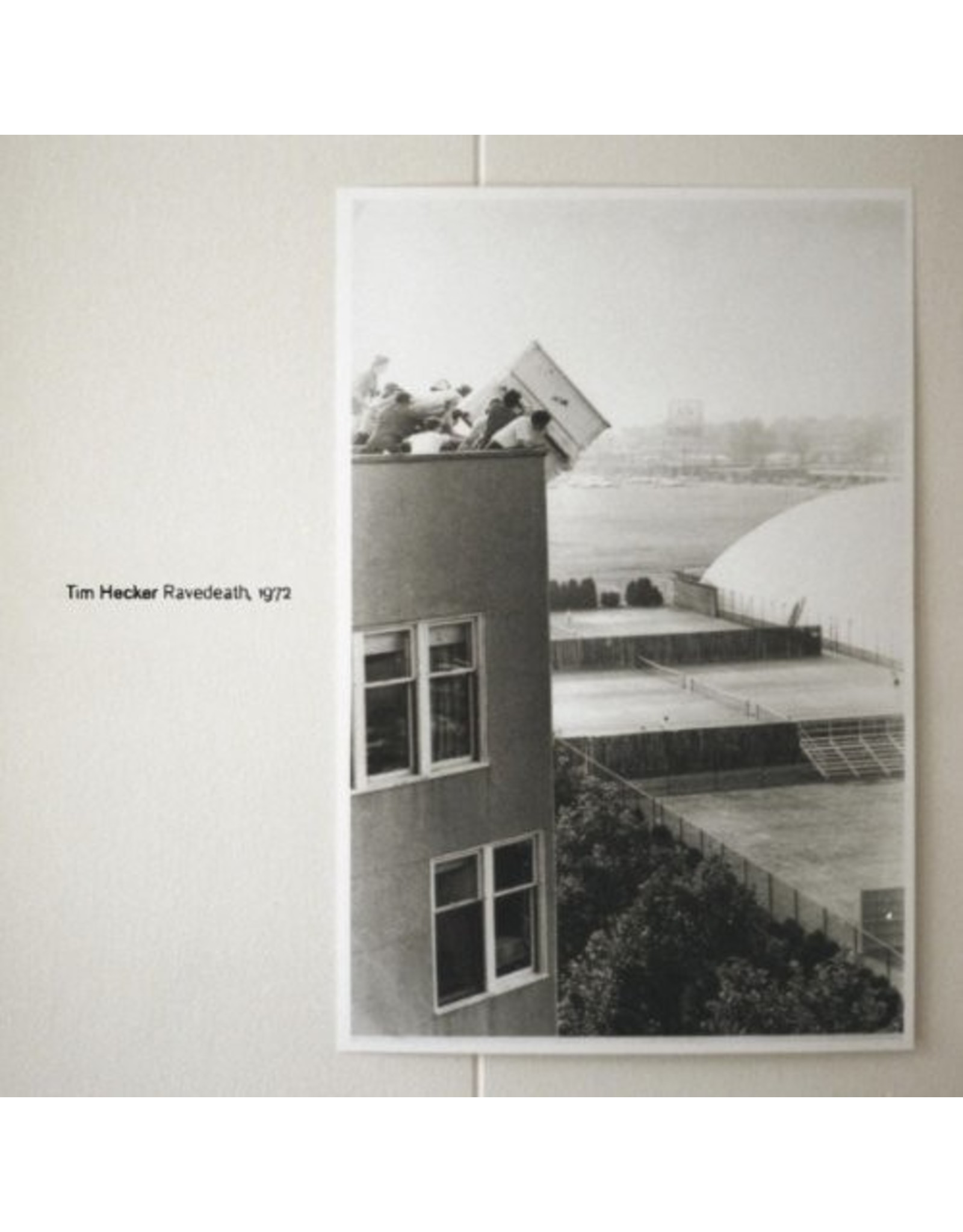 New Vinyl Tim Hecker - Ravedeath 1972 LP