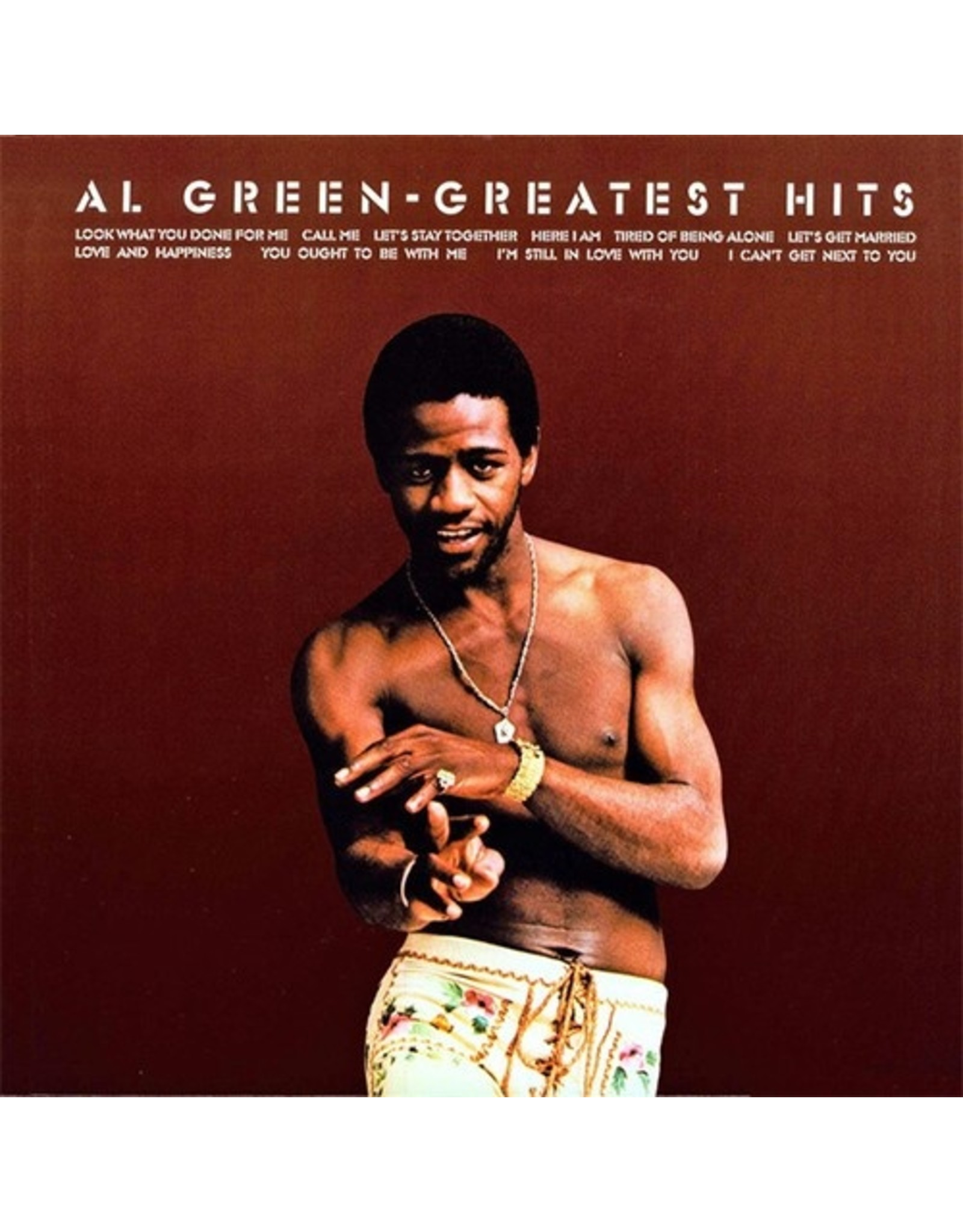 New Vinyl Al Green - Greatest Hits LP