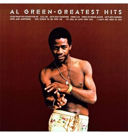 New Vinyl Al Green - Greatest Hits LP