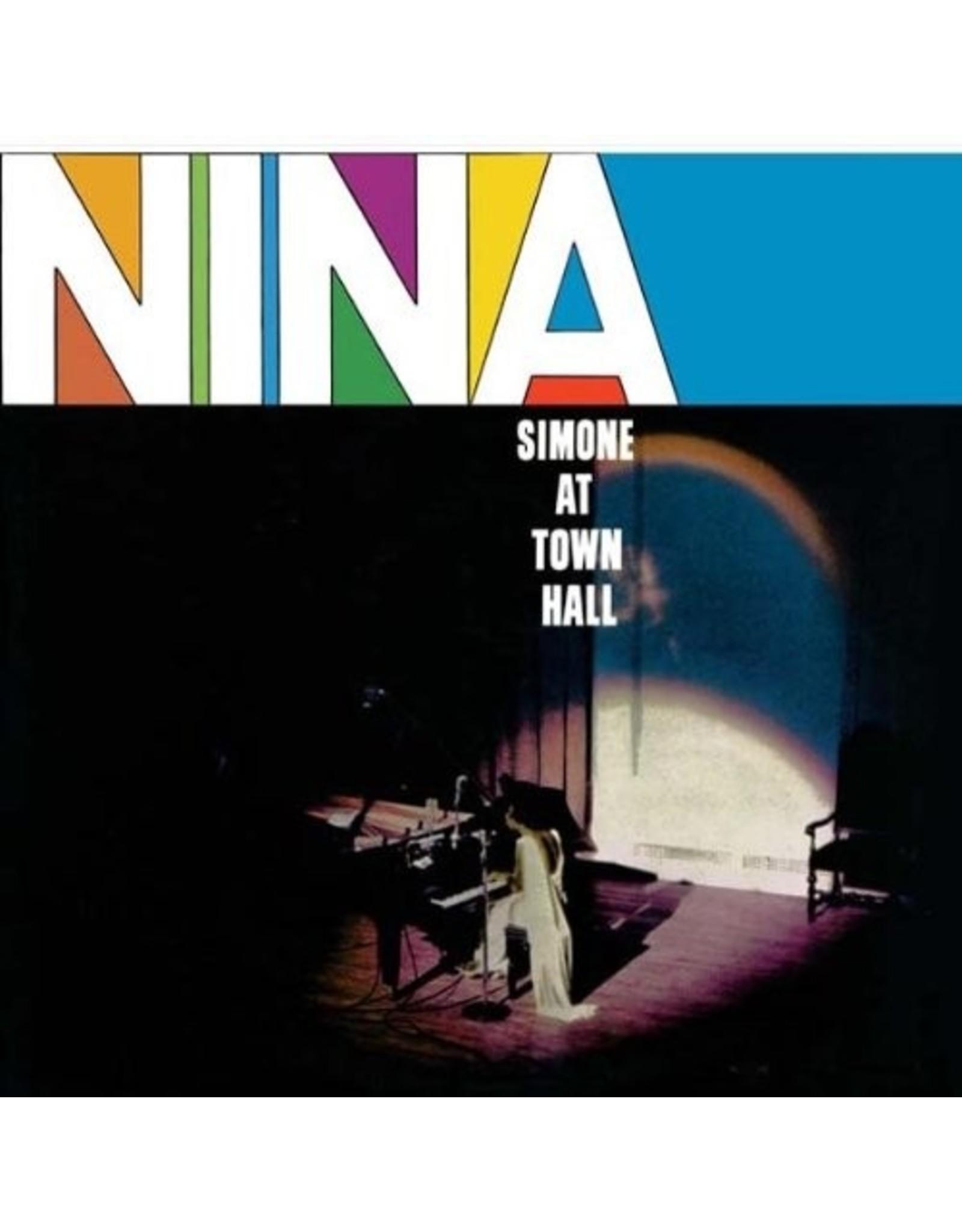 New Vinyl Nina Simone - At Town Hall LP