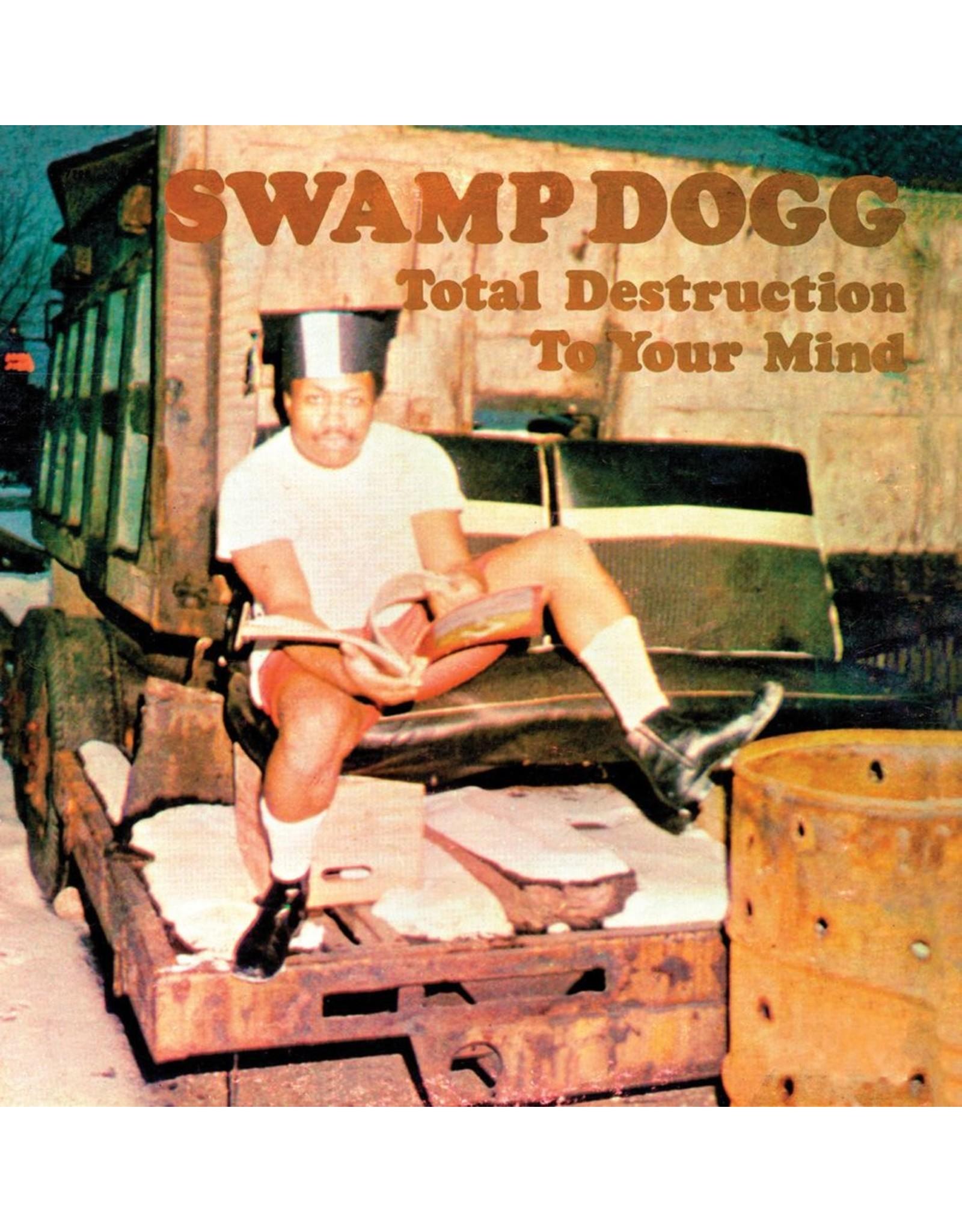 New Vinyl Swamp Dogg - Total Destruction To Your Mind LP
