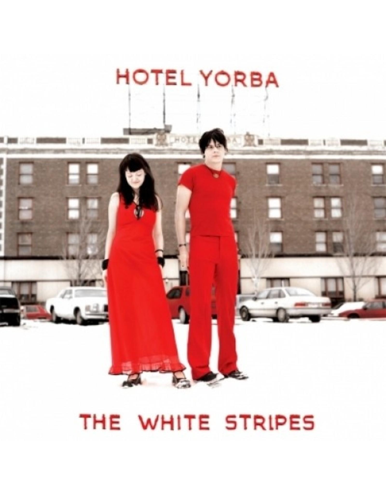 """New Vinyl White Stripes - Hotel Yorba 7"""""""