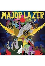 New Vinyl Major Lazer - Free The Universe 2LP