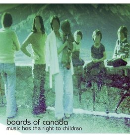 New Vinyl Boards Of Canada - Music Has The Right To Children 2LP