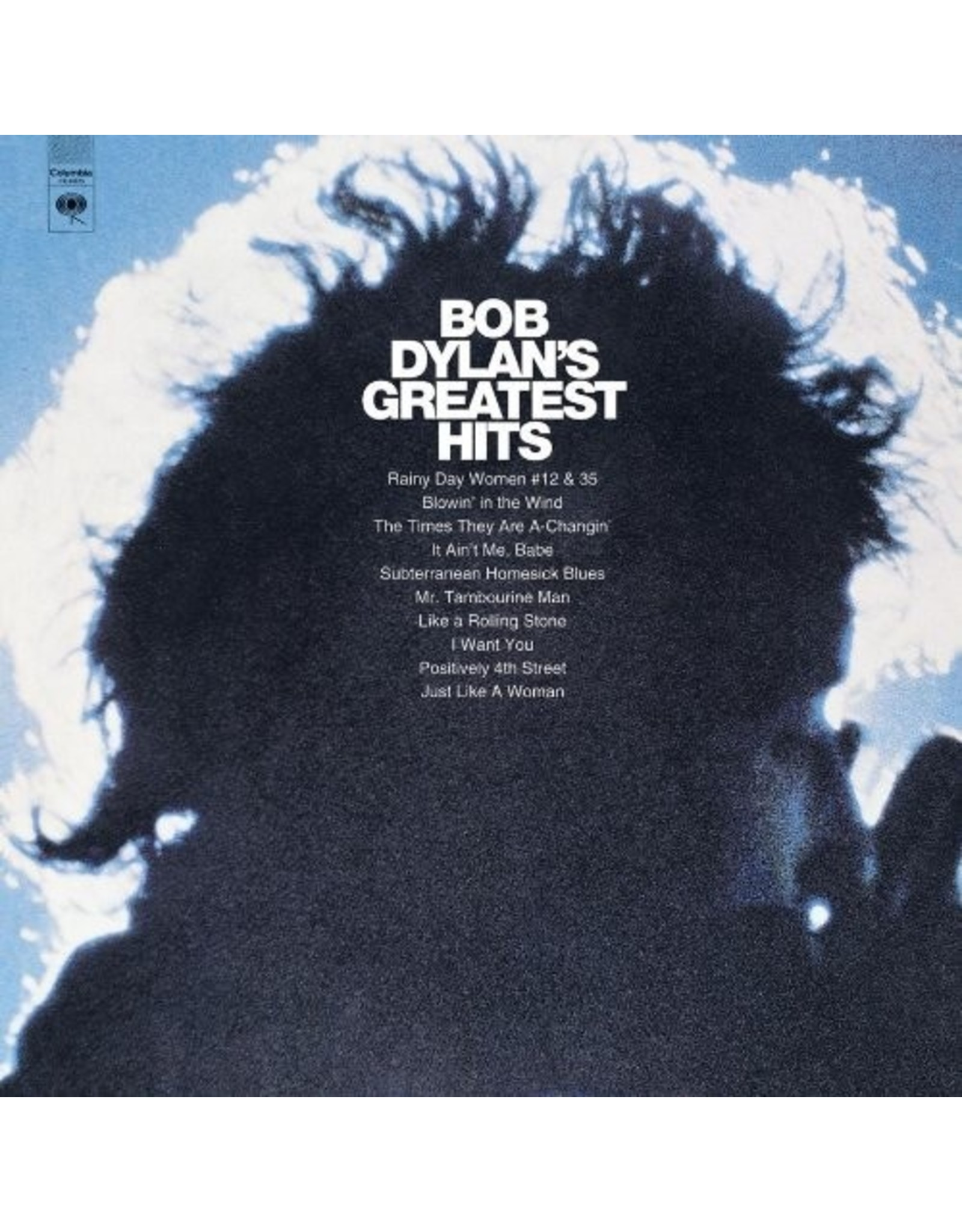 New Vinyl Bob Dylan - Greatest Hits LP