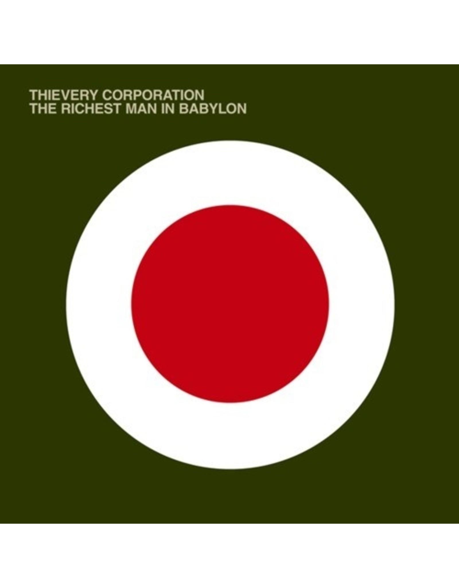 New Vinyl Thievery Corporation - The Richest Man In Babylon 2LP