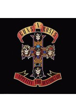 New Vinyl Guns N' Roses - Appetite For Destruction LP