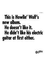 New Vinyl Howlin' Wolf - Howlin' Wolf Album LP
