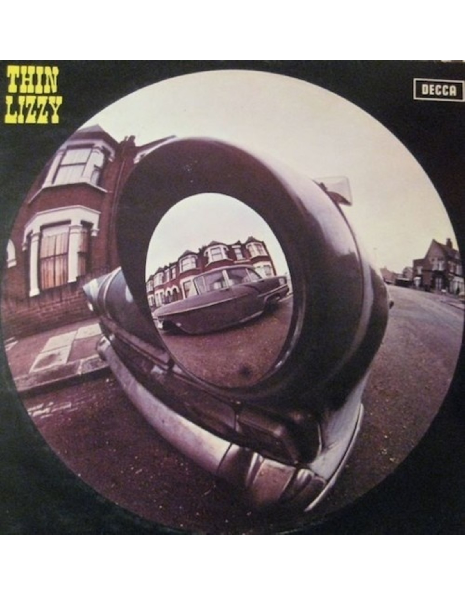 New Vinyl Thin Lizzy - Thin Lizzy [UK Import] LP