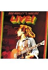 New Vinyl Bob Marley & The Wailers - Live! LP