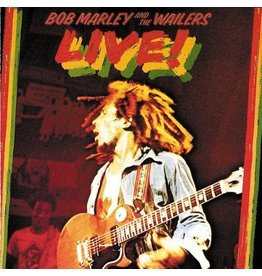 New Vinyl Bob Marley & The Wailers - Live! LP